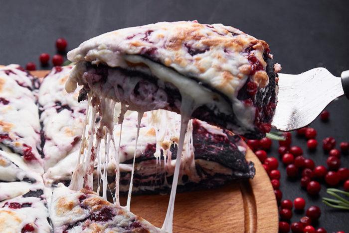 Пицца «Пиковая дама» ♠ (attach1 5656)